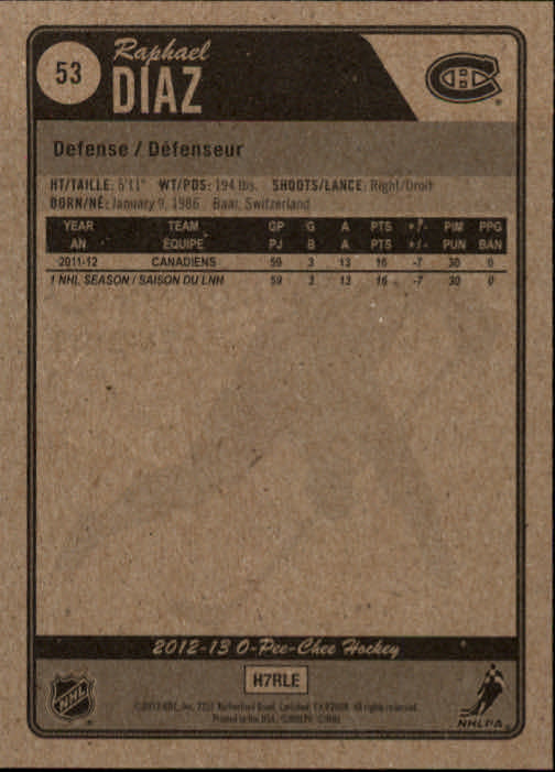 2012-13-O-Pee-Chee-Hockey-Card-039-s-1-200-You-Pick-Buy-10-cards-FREE-SHIP thumbnail 107