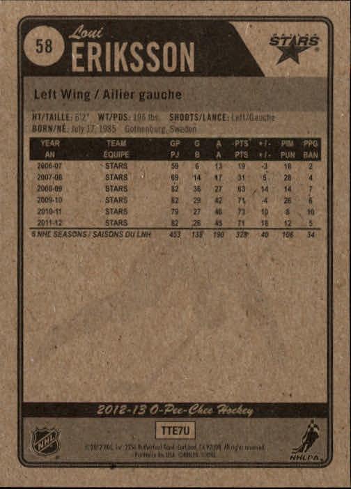 2012-13-O-Pee-Chee-Hockey-Card-039-s-1-200-You-Pick-Buy-10-cards-FREE-SHIP thumbnail 117