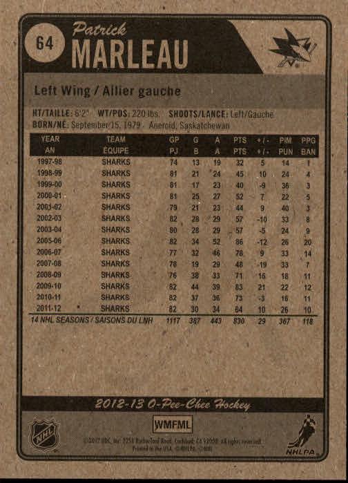 2012-13-O-Pee-Chee-Hockey-Card-039-s-1-200-You-Pick-Buy-10-cards-FREE-SHIP thumbnail 129