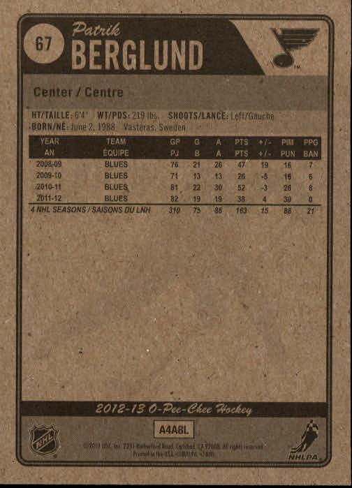 2012-13-O-Pee-Chee-Hockey-Card-039-s-1-200-You-Pick-Buy-10-cards-FREE-SHIP thumbnail 135