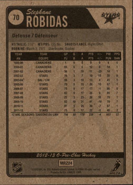 2012-13-O-Pee-Chee-Hockey-Card-039-s-1-200-You-Pick-Buy-10-cards-FREE-SHIP thumbnail 141