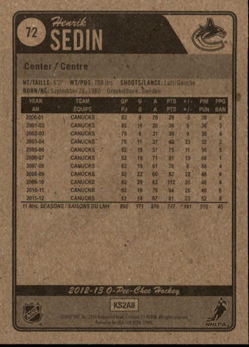 2012-13-O-Pee-Chee-Hockey-Card-039-s-1-200-You-Pick-Buy-10-cards-FREE-SHIP thumbnail 145