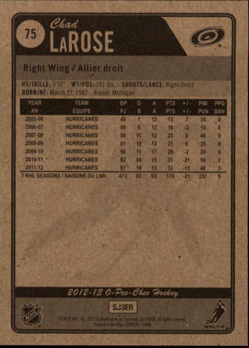 2012-13-O-Pee-Chee-Hockey-Card-039-s-1-200-You-Pick-Buy-10-cards-FREE-SHIP thumbnail 151