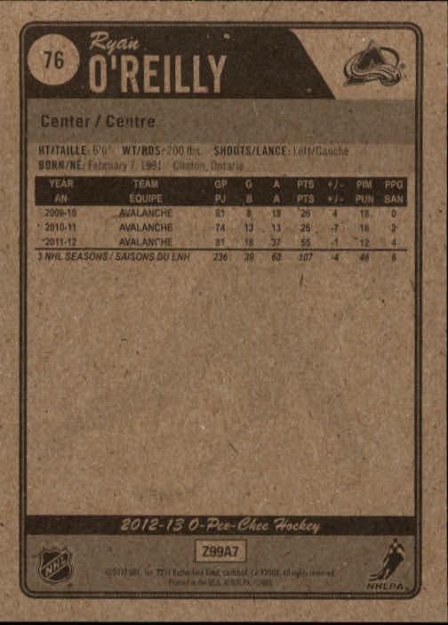 2012-13-O-Pee-Chee-Hockey-Card-039-s-1-200-You-Pick-Buy-10-cards-FREE-SHIP thumbnail 153