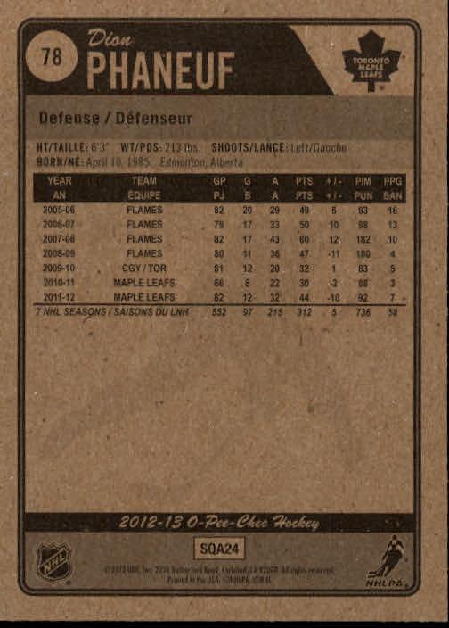 2012-13-O-Pee-Chee-Hockey-Card-039-s-1-200-You-Pick-Buy-10-cards-FREE-SHIP thumbnail 157