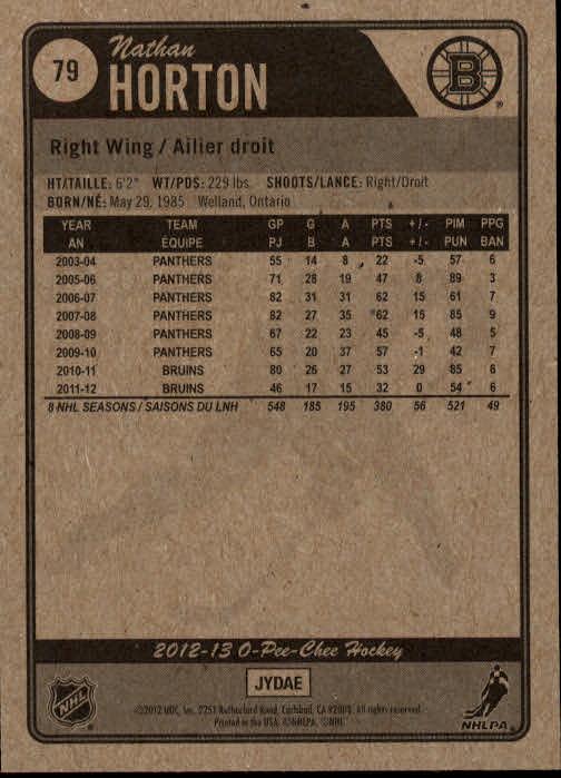 2012-13-O-Pee-Chee-Hockey-Card-039-s-1-200-You-Pick-Buy-10-cards-FREE-SHIP thumbnail 159