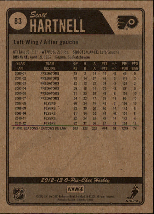 2012-13-O-Pee-Chee-Hockey-Card-039-s-1-200-You-Pick-Buy-10-cards-FREE-SHIP thumbnail 167