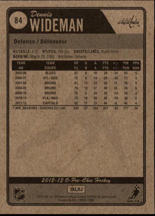 2012-13-O-Pee-Chee-Hockey-Card-039-s-1-200-You-Pick-Buy-10-cards-FREE-SHIP thumbnail 169