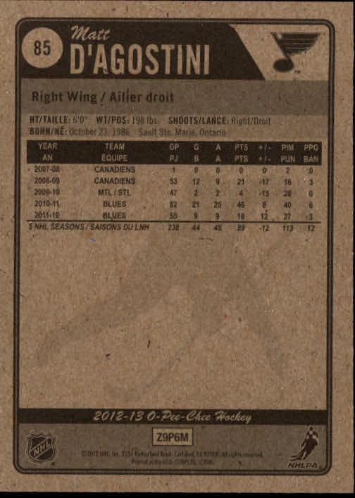 2012-13-O-Pee-Chee-Hockey-Card-039-s-1-200-You-Pick-Buy-10-cards-FREE-SHIP thumbnail 171