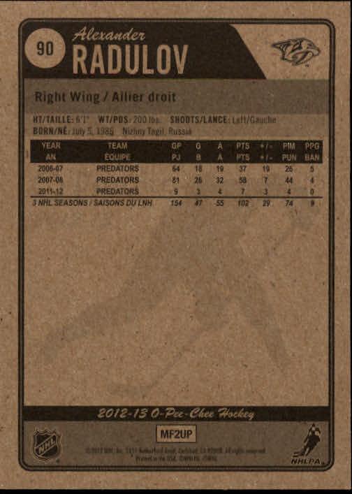 2012-13-O-Pee-Chee-Hockey-Card-039-s-1-200-You-Pick-Buy-10-cards-FREE-SHIP thumbnail 181