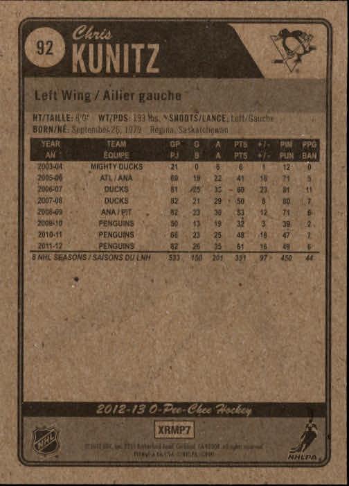 2012-13-O-Pee-Chee-Hockey-Card-039-s-1-200-You-Pick-Buy-10-cards-FREE-SHIP thumbnail 185