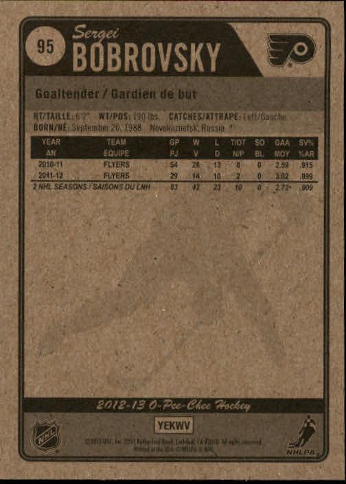 2012-13-O-Pee-Chee-Hockey-Card-039-s-1-200-You-Pick-Buy-10-cards-FREE-SHIP thumbnail 191