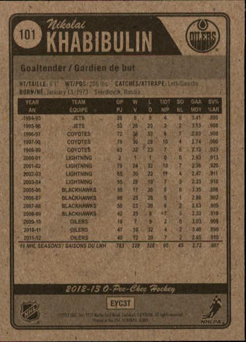 2012-13-O-Pee-Chee-Hockey-Card-039-s-1-200-You-Pick-Buy-10-cards-FREE-SHIP thumbnail 203