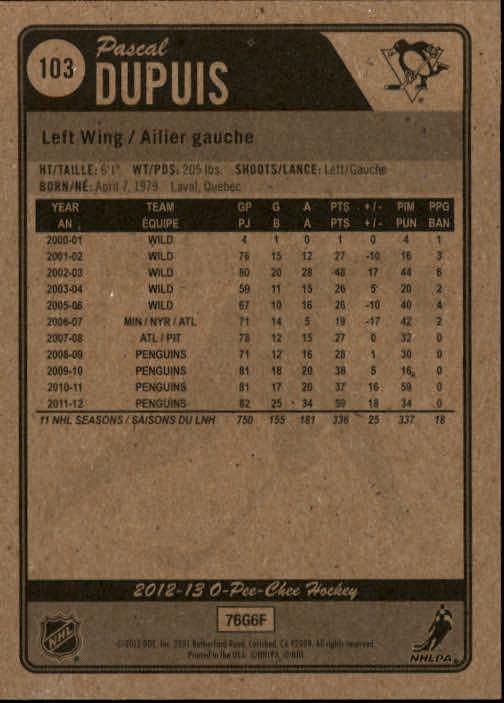 2012-13-O-Pee-Chee-Hockey-Card-039-s-1-200-You-Pick-Buy-10-cards-FREE-SHIP thumbnail 207
