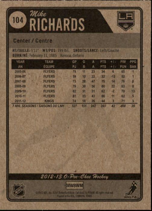 2012-13-O-Pee-Chee-Hockey-Card-039-s-1-200-You-Pick-Buy-10-cards-FREE-SHIP thumbnail 209