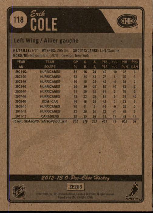 2012-13-O-Pee-Chee-Hockey-Card-039-s-1-200-You-Pick-Buy-10-cards-FREE-SHIP thumbnail 235
