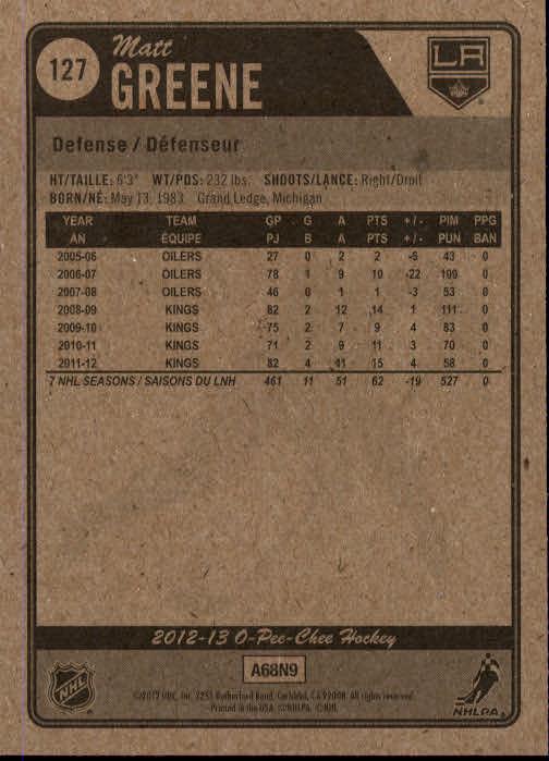 2012-13-O-Pee-Chee-Hockey-Card-039-s-1-200-You-Pick-Buy-10-cards-FREE-SHIP thumbnail 252