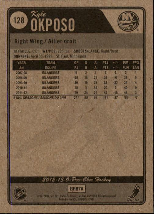 2012-13-O-Pee-Chee-Hockey-Card-039-s-1-200-You-Pick-Buy-10-cards-FREE-SHIP thumbnail 254