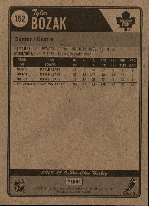 2012-13-O-Pee-Chee-Hockey-Card-039-s-1-200-You-Pick-Buy-10-cards-FREE-SHIP thumbnail 300
