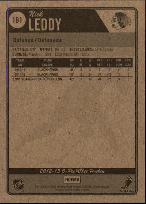 2012-13-O-Pee-Chee-Hockey-Card-039-s-1-200-You-Pick-Buy-10-cards-FREE-SHIP thumbnail 318