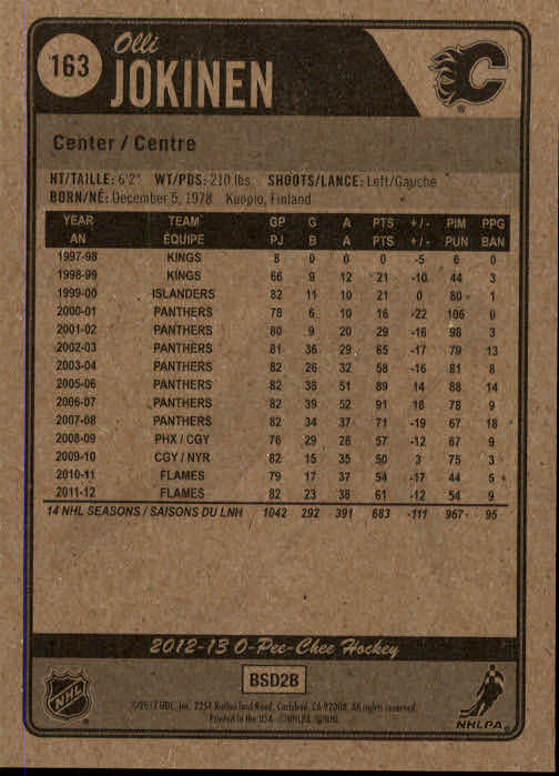2012-13-O-Pee-Chee-Hockey-Card-039-s-1-200-You-Pick-Buy-10-cards-FREE-SHIP thumbnail 322