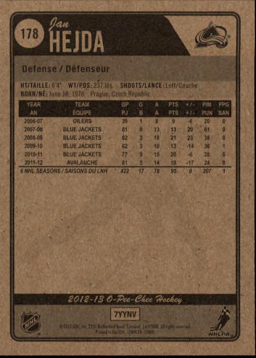 2012-13-O-Pee-Chee-Hockey-Card-039-s-1-200-You-Pick-Buy-10-cards-FREE-SHIP thumbnail 352