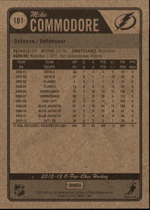 2012-13-O-Pee-Chee-Hockey-Card-039-s-1-200-You-Pick-Buy-10-cards-FREE-SHIP thumbnail 358