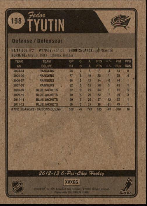 2012-13-O-Pee-Chee-Hockey-Card-039-s-1-200-You-Pick-Buy-10-cards-FREE-SHIP thumbnail 392