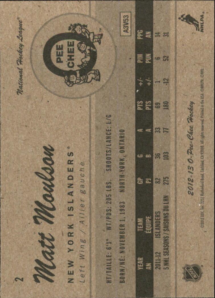 2012-13-O-Pee-Chee-Retro-Hockey-s-1-300-You-Pick-Buy-10-cards-FREE-SHIP thumbnail 3