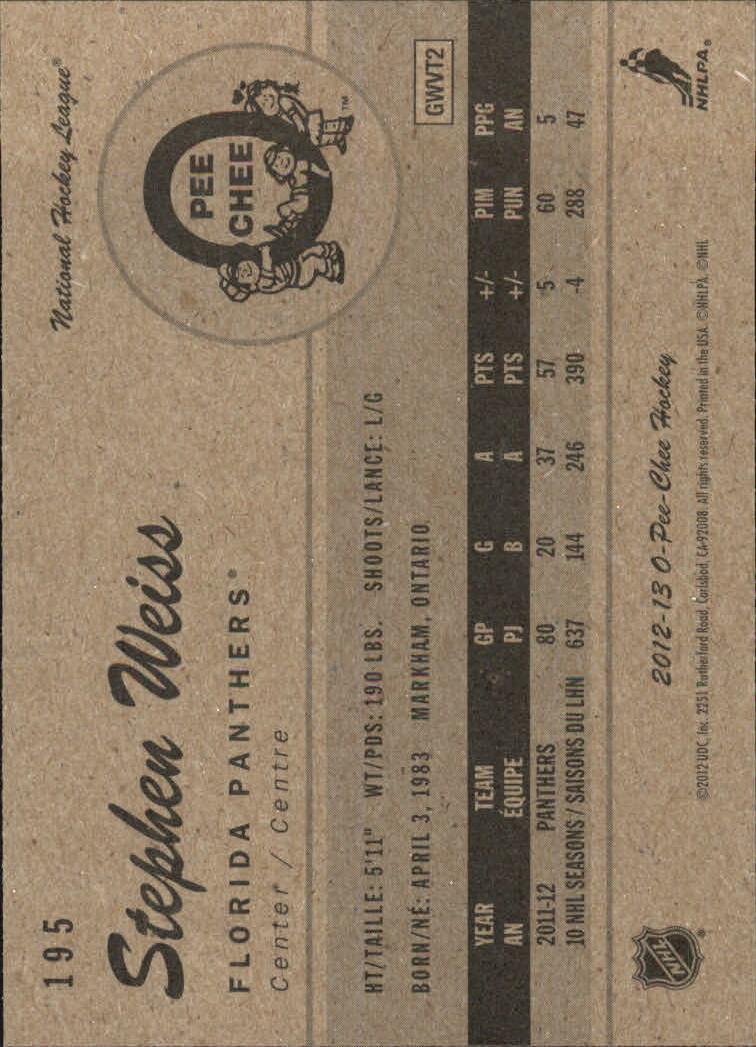 2012-13-O-Pee-Chee-Retro-Hockey-s-1-300-You-Pick-Buy-10-cards-FREE-SHIP thumbnail 149