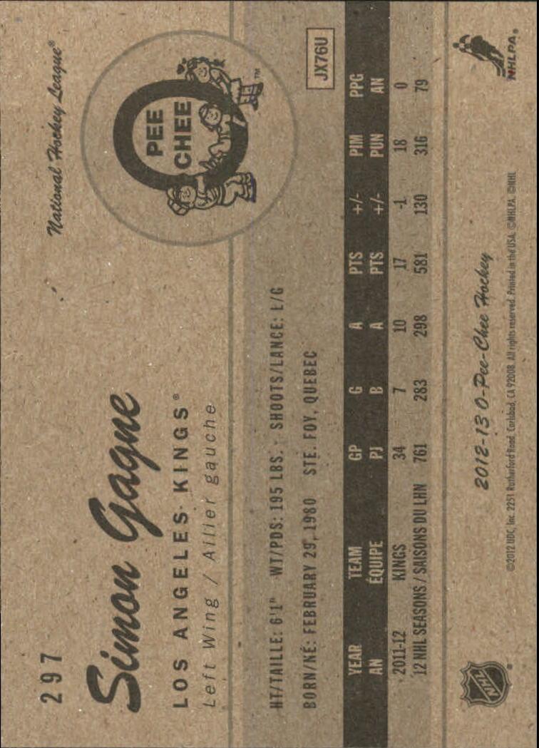 2012-13-O-Pee-Chee-Retro-Hockey-s-1-300-You-Pick-Buy-10-cards-FREE-SHIP thumbnail 230