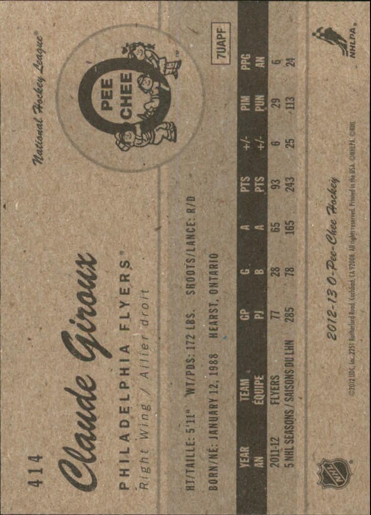 2012-13-O-Pee-Chee-Retro-Hockey-s-301-600-You-Pick-Buy-10-cards-FREE-SHIP thumbnail 95