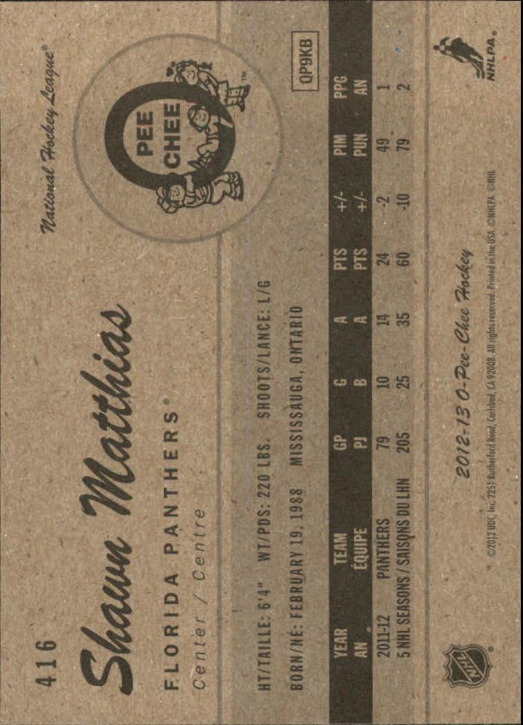 2012-13-O-Pee-Chee-Retro-Hockey-s-301-600-You-Pick-Buy-10-cards-FREE-SHIP thumbnail 97