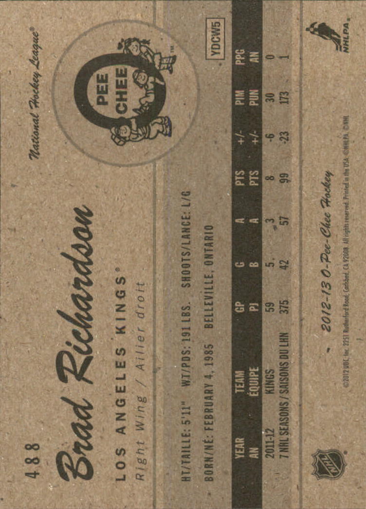 2012-13-O-Pee-Chee-Retro-Hockey-s-301-600-You-Pick-Buy-10-cards-FREE-SHIP thumbnail 166