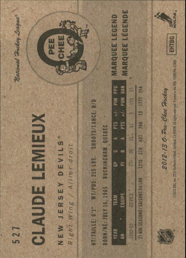 2012-13-O-Pee-Chee-Retro-Hockey-s-301-600-You-Pick-Buy-10-cards-FREE-SHIP thumbnail 192