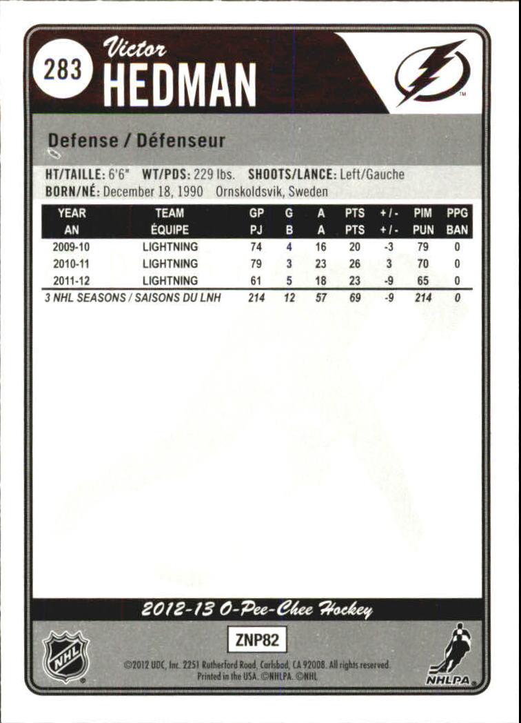 2012-13-O-Pee-Chee-Rainbow-Hockey-s-1-600-You-Pick-Buy-10-cards-FREE-SHIP thumbnail 23