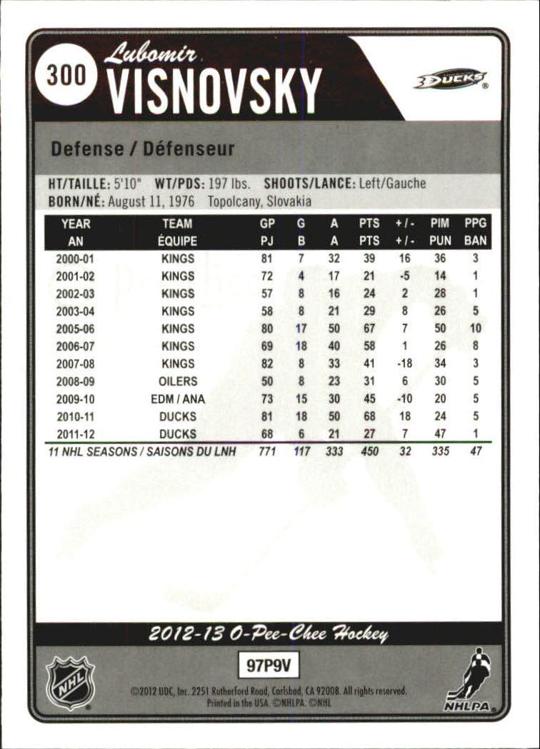2012-13-O-Pee-Chee-Rainbow-Hockey-s-1-600-You-Pick-Buy-10-cards-FREE-SHIP thumbnail 26