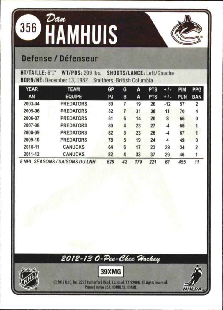 2012-13-O-Pee-Chee-Rainbow-Hockey-s-1-600-You-Pick-Buy-10-cards-FREE-SHIP thumbnail 34