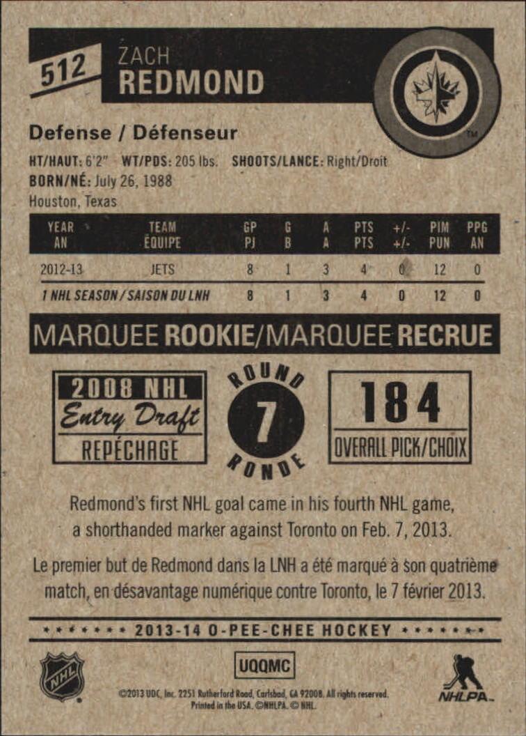 2013-14-Pee-O-Chee-Hk-base-501-642-Rookies-YOU-Pick-acquista-carte-10-SPEDIZIONE-GRATUITA miniatura 22