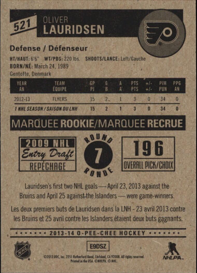 2013-14-Pee-O-Chee-Hk-base-501-642-Rookies-YOU-Pick-acquista-carte-10-SPEDIZIONE-GRATUITA miniatura 35