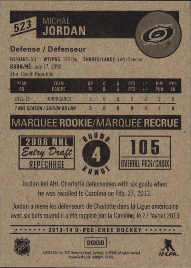 2013-14-Pee-O-Chee-Hk-base-501-642-Rookies-YOU-Pick-acquista-carte-10-SPEDIZIONE-GRATUITA miniatura 39