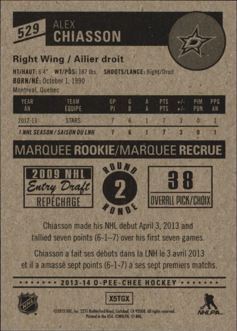 2013-14-Pee-O-Chee-Hk-base-501-642-Rookies-YOU-Pick-acquista-carte-10-SPEDIZIONE-GRATUITA miniatura 48
