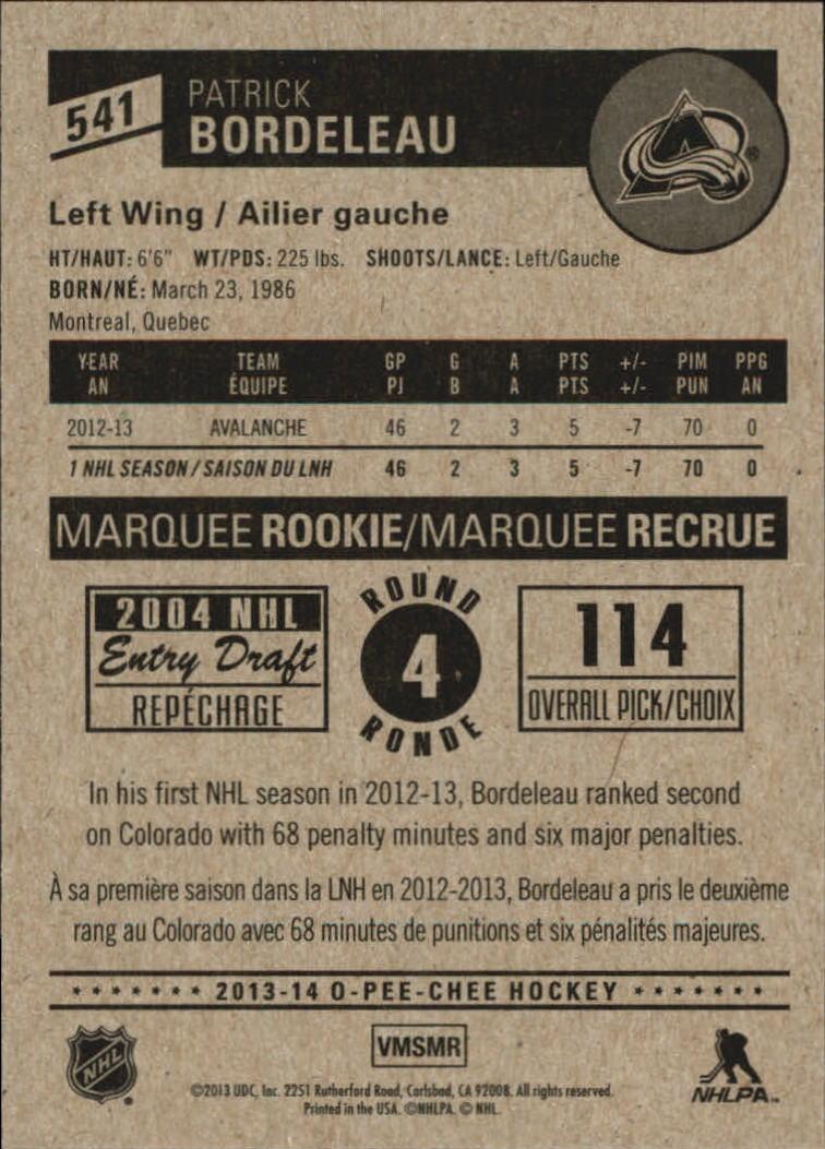 2013-14-Pee-O-Chee-Hk-base-501-642-Rookies-YOU-Pick-acquista-carte-10-SPEDIZIONE-GRATUITA miniatura 59