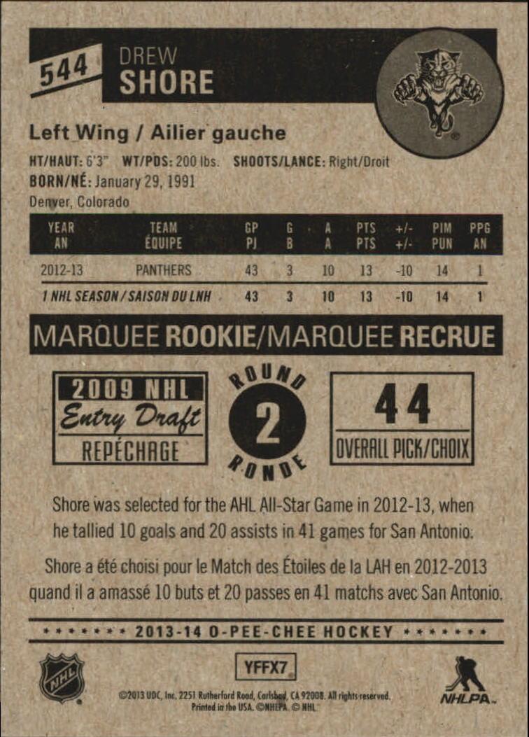 2013-14-Pee-O-Chee-Hk-base-501-642-Rookies-YOU-Pick-acquista-carte-10-SPEDIZIONE-GRATUITA miniatura 65