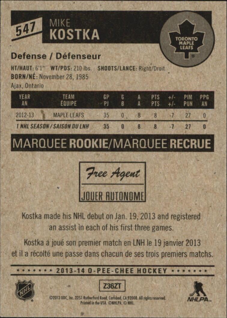 2013-14-Pee-O-Chee-Hk-base-501-642-Rookies-YOU-Pick-acquista-carte-10-SPEDIZIONE-GRATUITA miniatura 71