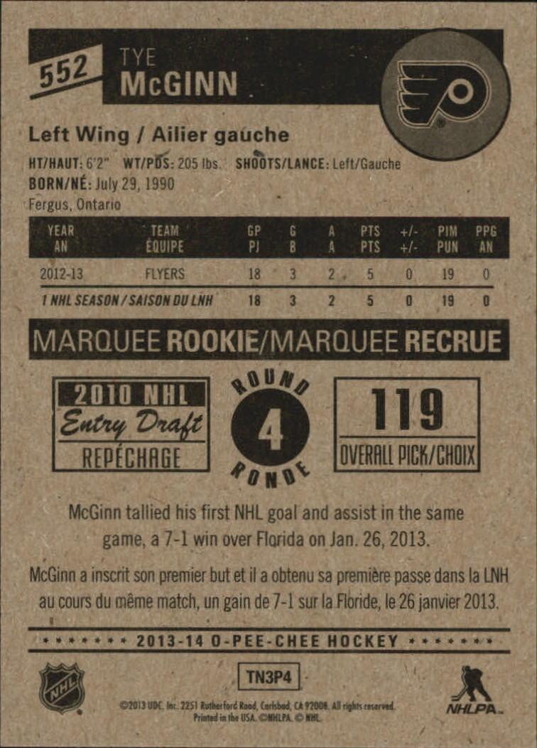 2013-14-Pee-O-Chee-Hk-base-501-642-Rookies-YOU-Pick-acquista-carte-10-SPEDIZIONE-GRATUITA miniatura 77