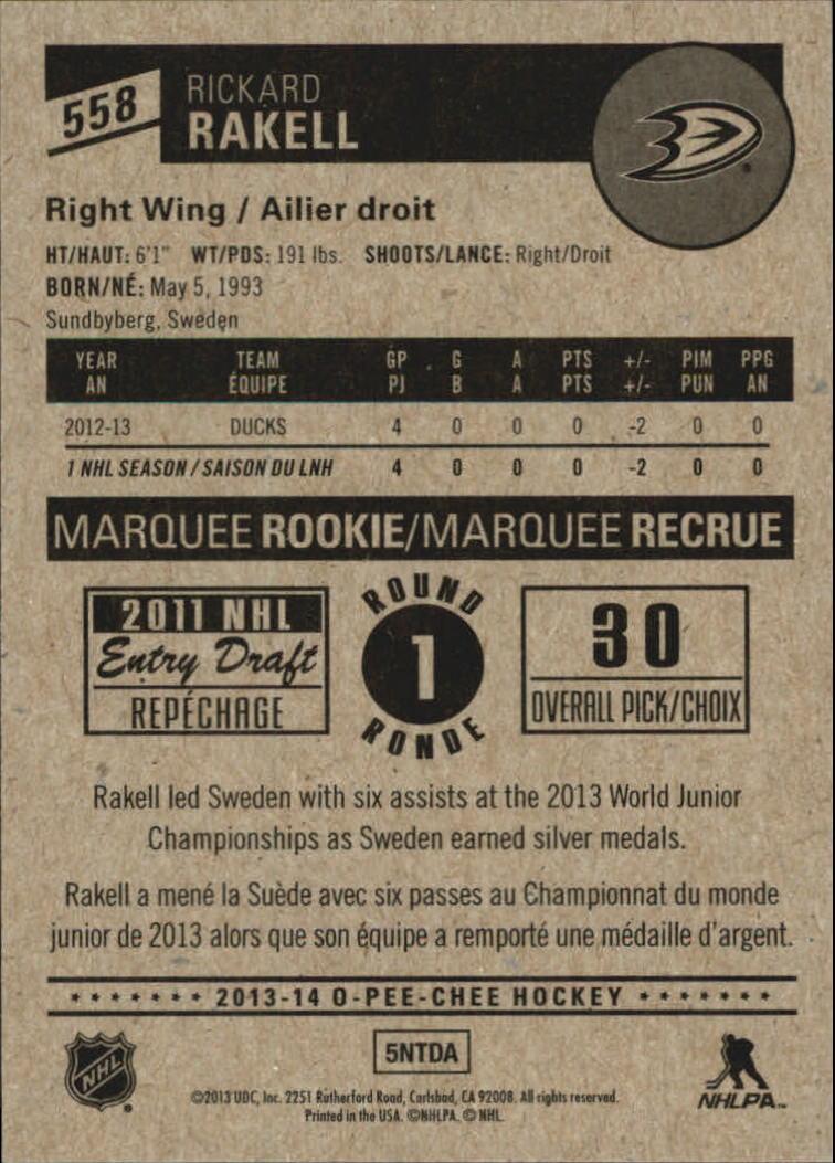 2013-14-Pee-O-Chee-Hk-base-501-642-Rookies-YOU-Pick-acquista-carte-10-SPEDIZIONE-GRATUITA miniatura 82