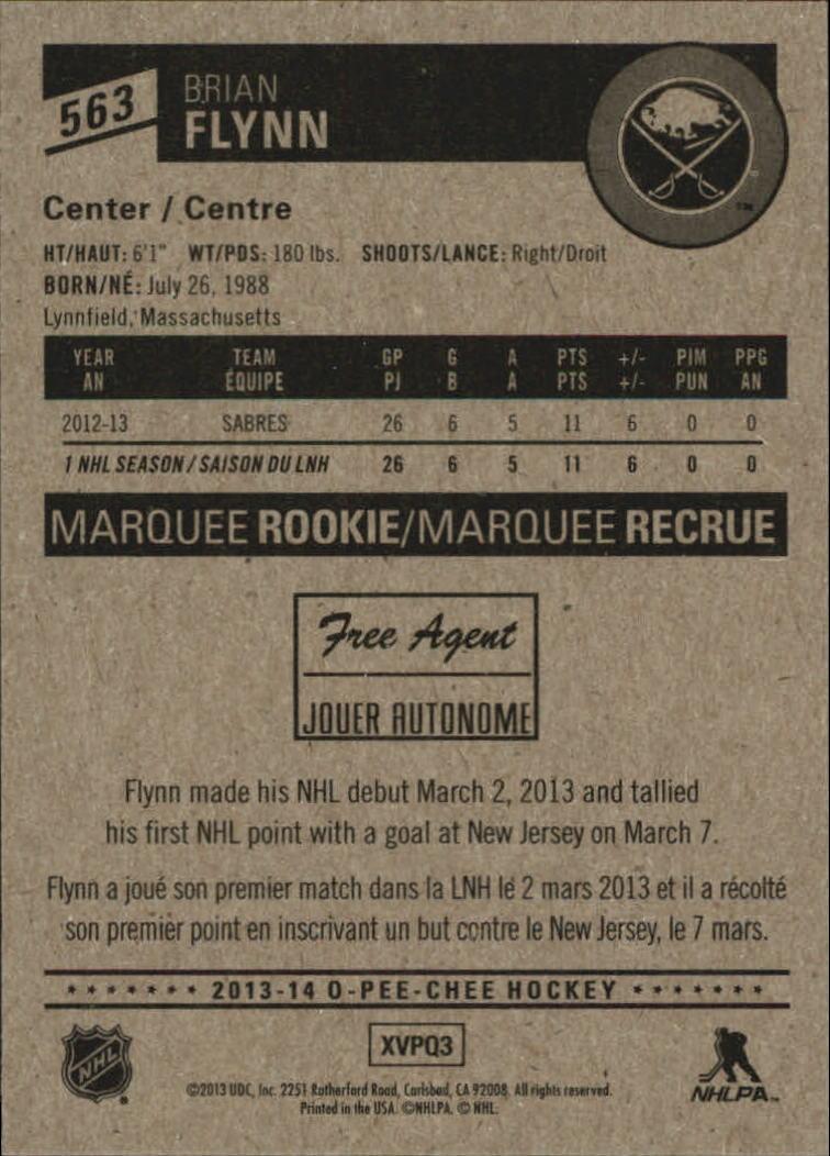 2013-14-Pee-O-Chee-Hk-base-501-642-Rookies-YOU-Pick-acquista-carte-10-SPEDIZIONE-GRATUITA miniatura 86