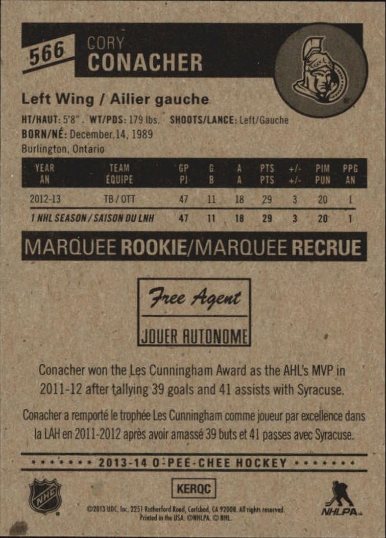 2013-14-Pee-O-Chee-Hk-base-501-642-Rookies-YOU-Pick-acquista-carte-10-SPEDIZIONE-GRATUITA miniatura 90