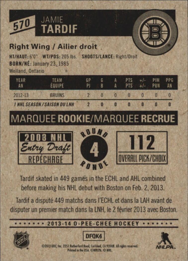 2013-14-Pee-O-Chee-Hk-base-501-642-Rookies-YOU-Pick-acquista-carte-10-SPEDIZIONE-GRATUITA miniatura 95